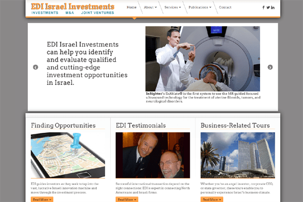 EDI Israel Investments